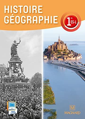 9782210105126: Histoire-géographie 1e ES, L