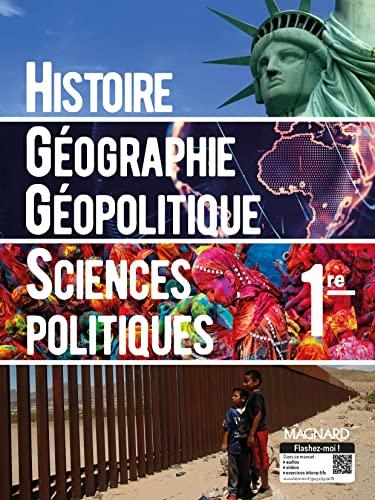 9782210112230: Histoire-Géographie Géopolitique Sciences politiques 1re