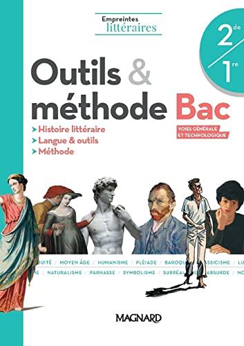 9782210113572: Outils & méthode Bac 2de/1re Empreintes littéraires
