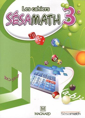 9782210211049: Les cahiers S�samath 3e