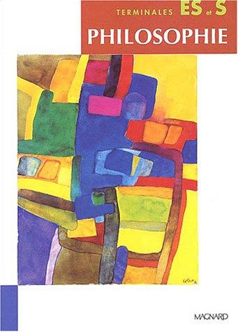 Philosophie Terminales ES et S: Marchal, Alain, Courme-Thubert,