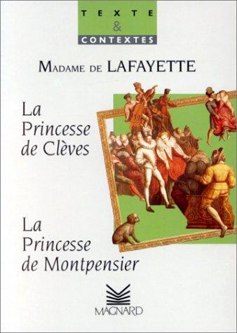 9782210423176: La Princesse de Montpensier (1662). La Princesse de Clèves (1678)