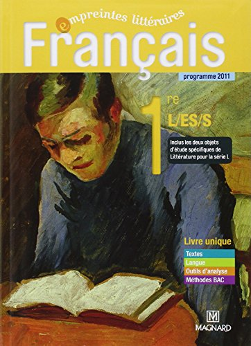 9782210441156: Francais 1e L/ES/S livre unique (French Edition)