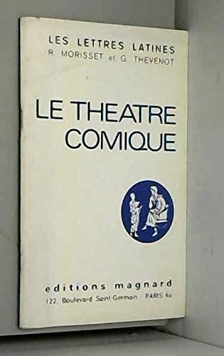 LE THEATRE COMIQUE: n/a