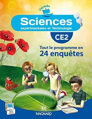 9782210500143: Sciences CE2 Odysséo : Tout le programme en 24 enquêtes