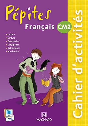 9782210501133: Français CM2 Pépites : Cahier d'activités