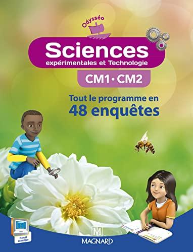 9782210501171: Sciences expérimentales et technologie CM1-CM2 : Tout le programme en 48 enquêtes