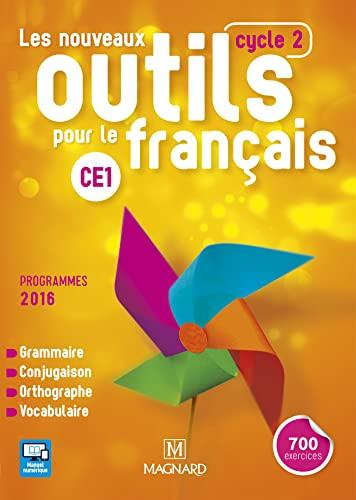 9782210502062: Les nouveaux outils pour le français CE1 cycle 2
