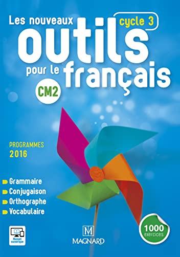 9782210502093 Nouveaux Outils Pour Le Francais Cm2 Livre De