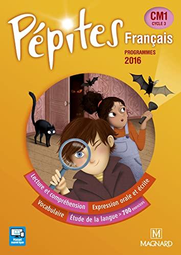 9782210503090: Pepites CM1 eleve (Pépites)