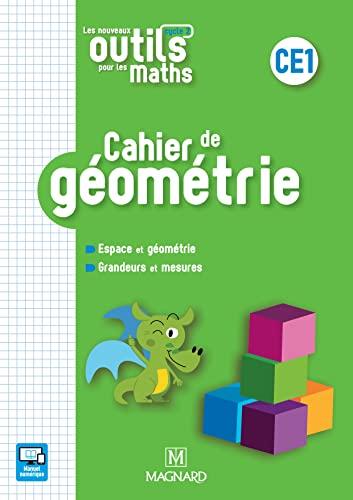 9782210503953: Cahier de géométrie CE1 Les nouveaux outils pour les maths