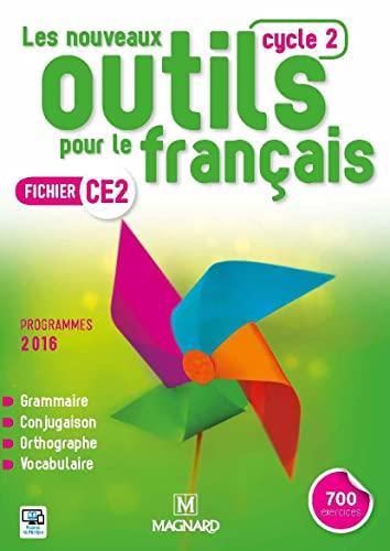 9782210504158: Les nouveaux outils pour le français CE2 cycle 2 : Fichier