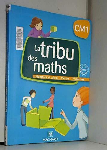 9782210556041: La Tribu des Maths : Manuel, CM1