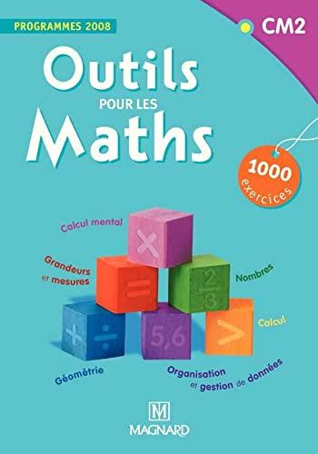 9782210558038: Outils pour les maths CM2 (French Edition)