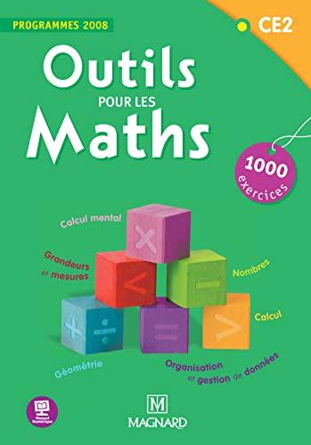 9782210558137: Outils pour les maths CE2 : Programmes 2008