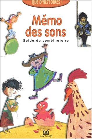 9782210623705: Mémo des sons. Guide de combinatoire