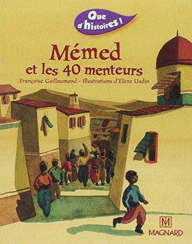 9782210623767: Mémed et les 40 menteurs