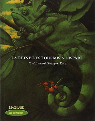 9782210623941: La Reine DES Fourmis a Disparu (Ce2) (French Edition)