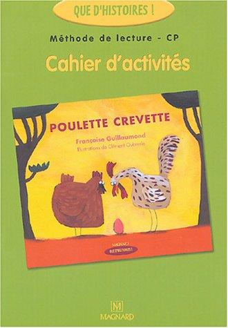 9782210624047: cahier poulette crevette