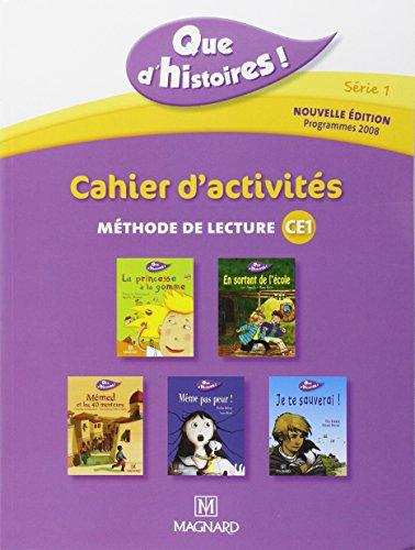 9782210624375: CE1 Serie 1 Cahier d'activites