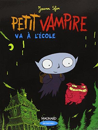 9782210625020: Petit Vampire va a l'ecole (CM1) (Que d'histoires !)