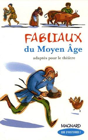 Fabliaux du Moyen Age (French Edition): Françoise Guillaumond