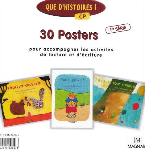 9782210625273: Posters Que d'Histoires 1e Serie