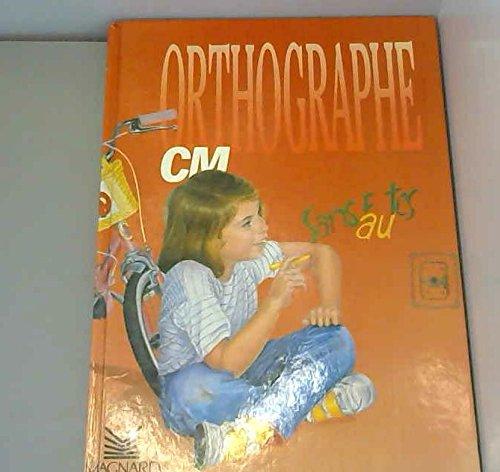 Orthographe, cm: Martinez