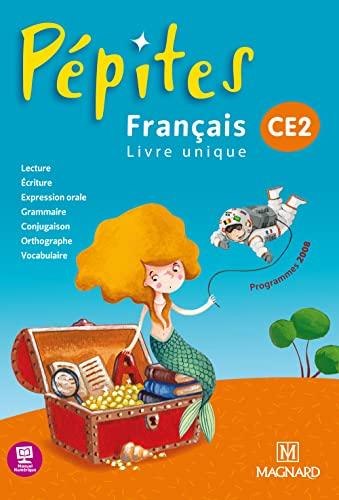 9782210653504: Pépites CE2. Français livre unique. Per la Scuola elementare