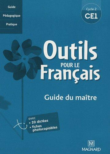 Outils pour le francais CE1 (French Edition): MAGNARD