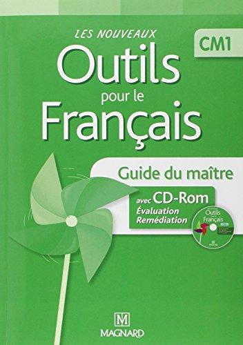 9782210654211 Les Nouveaux Outils Pour Le Francais Cm1