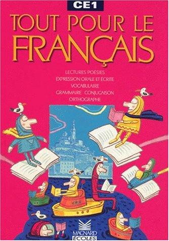 9782210656321: Tout pour le francais CE1 (French Edition)