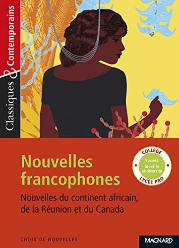 NOUVELLES FRANCOPHONES: COLLECTIF
