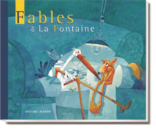 FABLES DE LA FONTAINE: DAUTREMER REBECCA