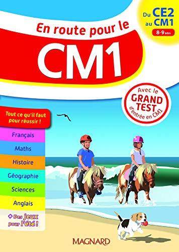 EN ROUTE POUR LE CM1 8-9 ANS: EN ROUTE