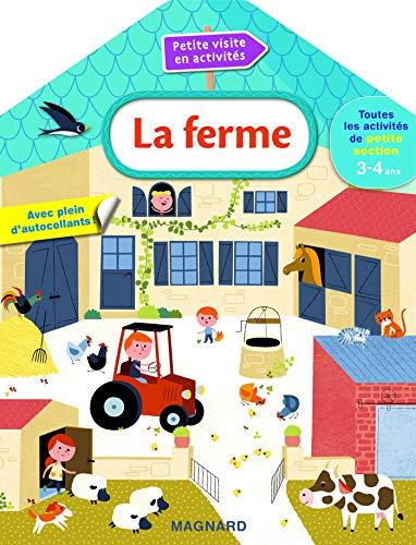 FERME -LA PS: PETITE VISITE