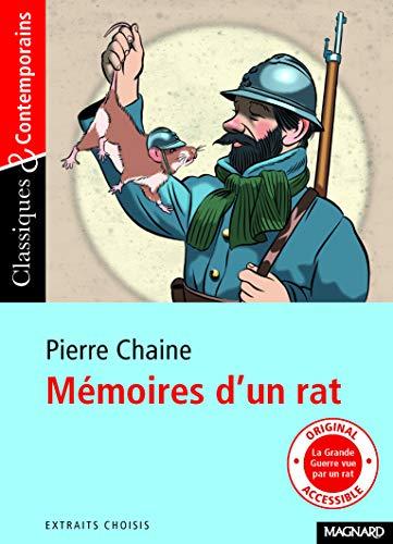 MEMOIRES D UN RAT: CHAINE PIERRE