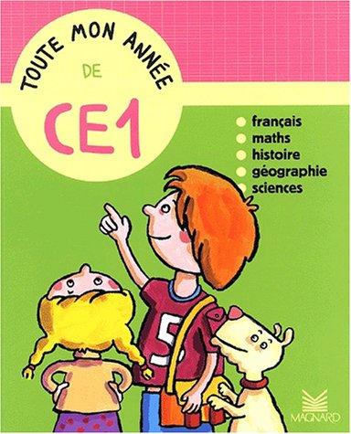 9782210744066: Toute Mon Annee De CE1