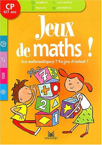 9782210744288: Jeux de maths CP