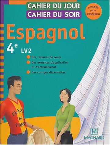 9782210745285: Espagnol 4e LV2