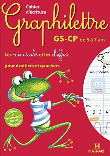 GRAPHILETTRE GS CP DE 5 A 7 ANS: HEBTING CLAUDE