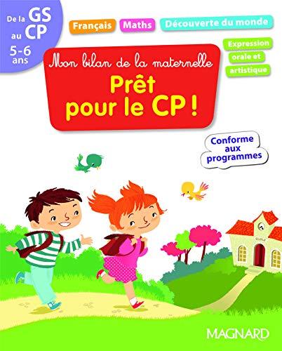 9782210747968: Mon bilan de la maternelle, Prêt pour le CP ! (French Edition)