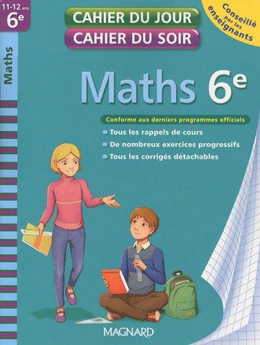 9782210748415: Maths 6e