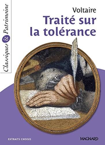 Traité sur la tolérance: Maltère, Stéphane/ Voltaire