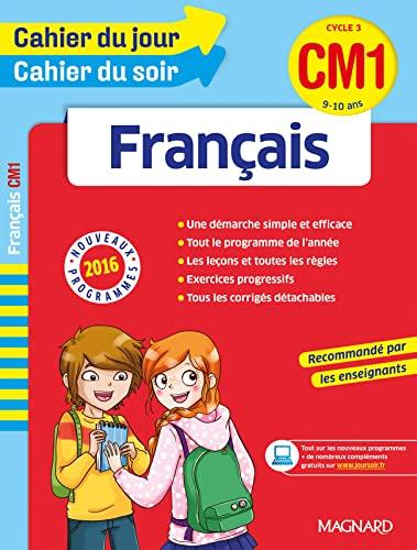 9782210751972: Cahier du jour, cahier du soir: Cahier du jour, cahier du soir francais CM1 (9