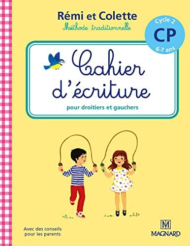 9782210753983: Cahier d'écriture Rémi et Colette CP