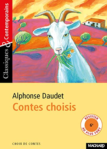 Contes Choisis: Daudet, Alphonse