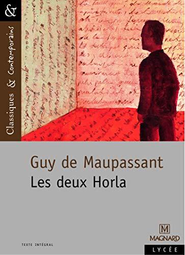 9782210754416: Les Deux Horla (French Edition)