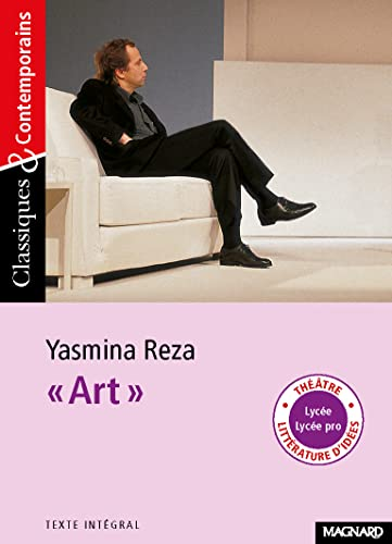 Art (French, French and French Edition) 9782210754478 The Tony Award-winning play that focuses on the meaning of art (in the form of a solid white painting) as well as the meaning of friends