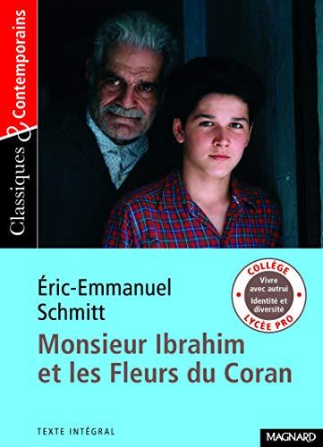 9782210754676: Monsieur Ibrahim et les fleurs du Coran [Lingua francese]
